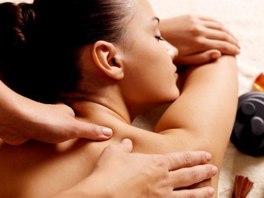 Nacken- und Schulterschmerzen Akupunktur
